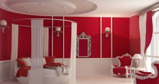 صورة ديكورات جبس غرف نوم, طريقة تركيب جبسن بورد