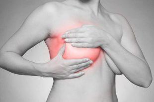 صورة التهاب الثدي , اسباب واعراض التهاب الثدي