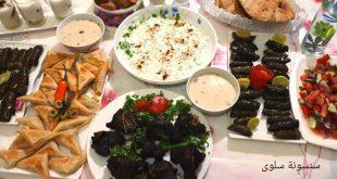 اشهى الاكلات عشان احلى رمضان , سفرة رمضان