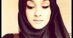 صورة تاج فوق راسى يميزنى ,حجاب المراة