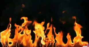 صورة البيت كله ولع , تفسير حلم حريق البيت