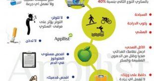 صورة السكر اسلوب حياة مش مرض , علاج مرض السكري