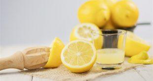 هينزل الكرش جامد , رجيم الليمون