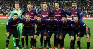صور فريق برشلونة
