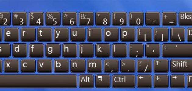 صورة رموز الكيبورد, اختصالاات لوحة المفاتيح 1014 1